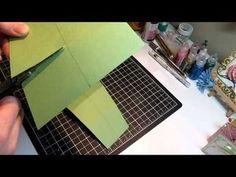 tutorial for cascading card