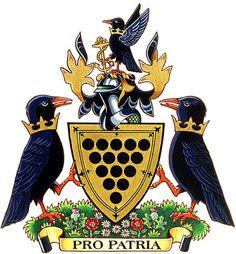 Armoiries de la Ville de Cornwall