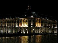 Place de la Bourse. Bordeaux. Aquitaine