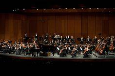 Orquestra Filarmônica de Minas Gerais  Fabio Mechetti regente Sala São Paulo - 18/10