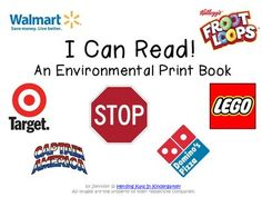 Free!! 42 environmental print pictures - including familiar stores, characters, restaurants and more!