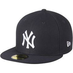 New York Yankees New Era Women's Authentic Collection On-Field 59FIFTY Fitted Hat - Navy - $26.99