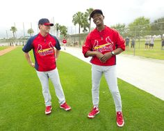 Does any other team have better guest instructors than the Cardinals  I  think not! 932567f4e6a