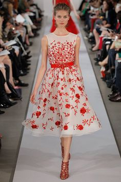 Oscar De La Renta Evening Gowns | oscar-de-la-renta-fashion-designers-gowns-evening-wear-resort-2013 ...