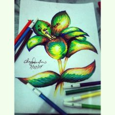 While waiting for the boys (5SOS) to tweet~ tbh, idk y i always ended up making a flower :3 ~ kbyeee~ #Art? #artwork #MyArtWork #Flower #pen #colorpen #bored #drawing #colors 5sos, Artworks, Waiting, Sketches, Colors, Drawings, Instagram Posts, Flowers, How To Make