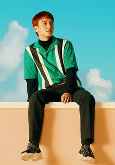 EXO-CBX // 02.TUE — 花요일 (Blooming Day) // Chen