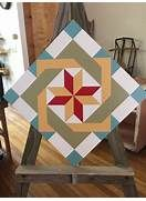 Barn Quilt by Barefootpeddler on Etsy