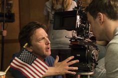 "Halt and Catch Fire - Season 3 Episode 5 ""Yerba Buena"", behind the scenes"