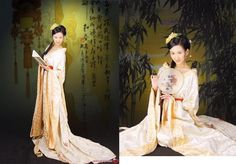 Chinese Beautiful Ancient Dresses