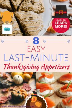 These  Tasty Last Minute Appetizers Are Going To Be Instant Crowd Pleasers Thanksgiving Decorations Table Diy Ideas Kids Thanksgiving Crafts For Kids