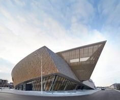 Mons International Congress Xperience MICX, Mons, 2015 - Studio Daniel Libeskind, H2a Architecte & Associés