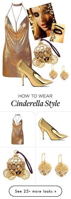 """""""midas"""" by mamatee1917 on Polyvore featuring STELLA McCARTNEY and Chloe + Isabel"""