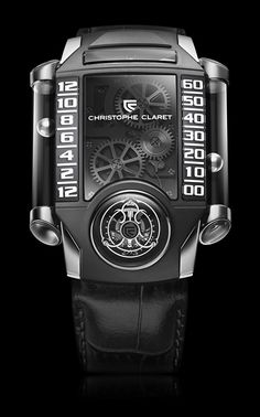 X-TREM-1 | Extreme Watches | Collections | Christophe Claret