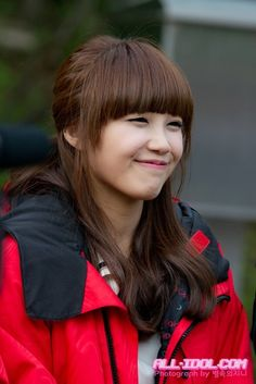 Eunji of A Pink.