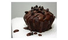 Vegan Single-Serving Brownie Cupcake Recipe