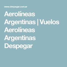 Aerolíneas Argentinas | Vuelos Aerolíneas Argentinas Despegar