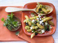 Rezept: Kartoffeln auf griechische Art