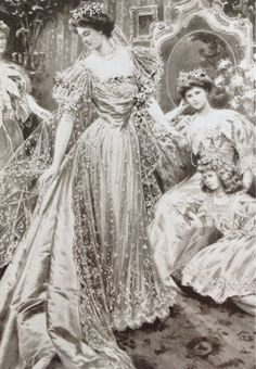 The wedding of Princess Beatrice in 1885