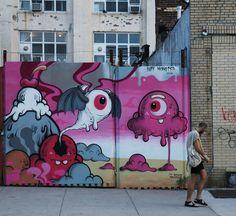 buff monster - Google Search Street Art, Disney Characters, Fictional Characters, Snoopy, Google Search, China, Fantasy Characters