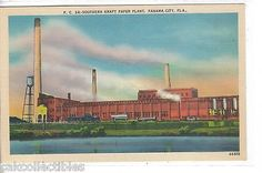 Southern Kraft Paper Plant-Panama City,Florida