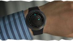 ECL-1 space watch — Gryaznov design