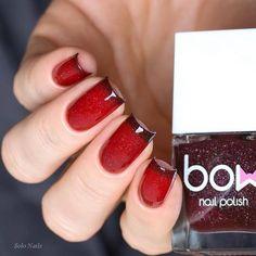 Bow Nail Polish - Hex