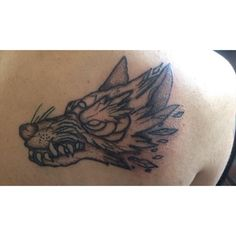 the wolf dot work