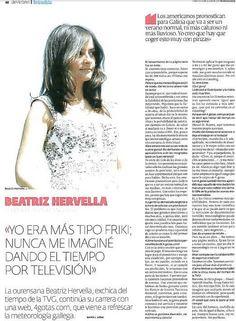 Entrevista a una de las promotoras (Bea Hervella) de 4gotas en el Progreso de Lugo. http://elprogreso.galiciae.com/nova/264444.html