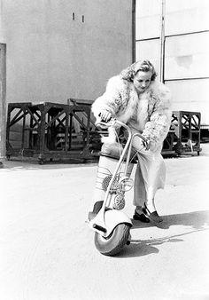 Carole Lombard par Alfred Eisenstaedt, 1938.