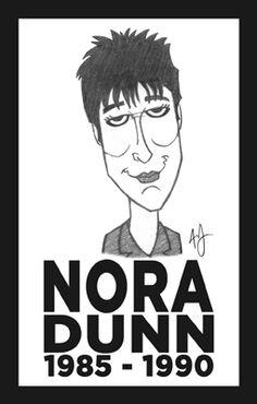 SNL Nora Dunn