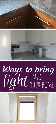 Bringing natural light into your home is important and when you're planning an extension you need to make sure that there is enough natural light. Let there be light Things to consider when planning an extension. #interiors #light #home #homeinteriors #extendingyourhome #naturallight #kitchendesign
