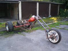 vw trike plans for build - Bing images