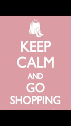 Shoppen ( moet je wel genoeg geld hebben om het uit te geven!)