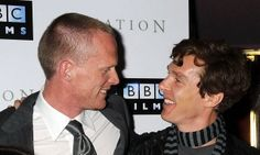 Paul Bettany and Ben...so gorgeous guys