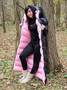 Puffer jackets ;)