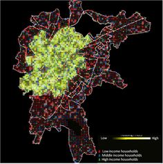Spatial Agent Based Modeling To Explore Slum Formation Dynamics