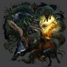 Ragnarok by Lenika86.deviantart.com on @deviantART