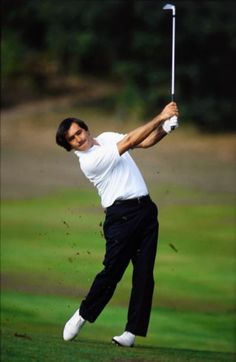 Seve Ballesteros - Photos by Tony Golf Images, Golf Pictures, Famous Golfers, Lpga Tour, Vintage Golf, Golf Stuff, Golf Irons, Pebble Beach, Golf Fashion