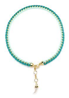 The Girl Collection Bali <br/> Indah collar verde