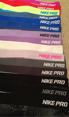 I might be having a love affair with Nike Pro shorts. I LOVE my pair, definitely looking forward to buying more.