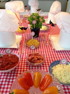 Pizza party / Pizza Fest / kids party ideas