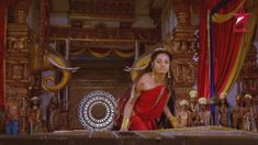 Draupadi disagrees with Duryodhan's decision and refuses to obey his orders. on Disney+ Hotstar Pooja Sharma, Lord Krishna Wallpapers, Watch Episodes, Lord Vishnu, Episode Online, Sons, Disney, Gaia, Fandom