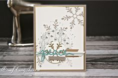 Holly jolly greetings bundle | by Stampin Up | www.craftwithjoyce.ca | by Joyce Fowler