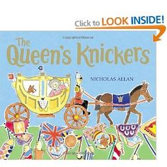 The Queens knickers