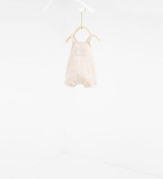 Romper suit with braces-DRESSES AND ROMPER SUITS-MINI | 0-12 months-KIDS | ZARA United States