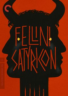 Fellini Satyricon / HU DVD 2584 / http://catalog.wrlc.org/cgi-bin/Pwebrecon.cgi?BBID=14545462