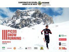 III Picos Snow Running - Turismo de Cantabria - Portal Oficial de Turismo de Cantabria - Cantabria - España
