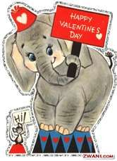 elephant valentine - Elephant Valentine