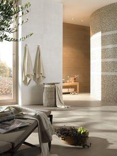 kylpyhuone - lattialaatat - moderni   ABL-Laatat