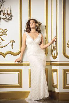 Bombshell Wtoo Wedding Dress
